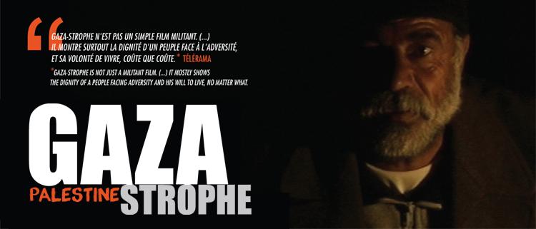 Gaza_Palestine... en 2009..GAZAstrophe.  GAZA-STROPHEpalestine_header